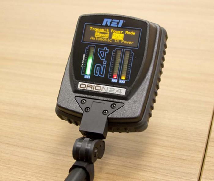 Режим выбора мощности сигнала – ручной или автоматический.