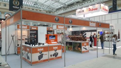 [:ru]C 29 сентября по 2 октября 2016 г. в Гостином Дворе прошла очередная выставка Arms&Hunting[:]