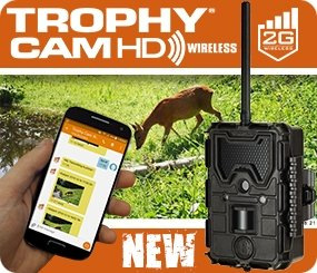 [:ru]Камера наблюдения Bushnell Trophy Cam HD Wireless [:]
