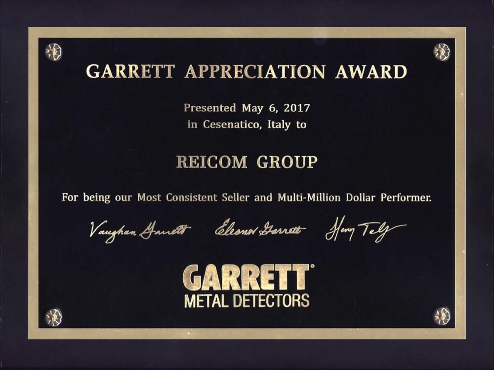 garrett-award