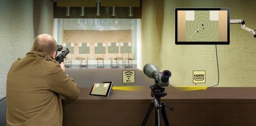 [:ru]Современные цифровые решения для тиров и стрельбищ. Цифровая зрительная труба  ATN X-Spotter HD.[:]