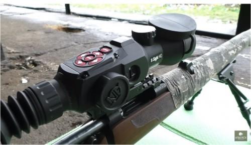 [:ru]Видеообзор цифрового прицела ATN X SIGHT II 5-20x. [:]